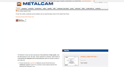 Preview of metalcam.it